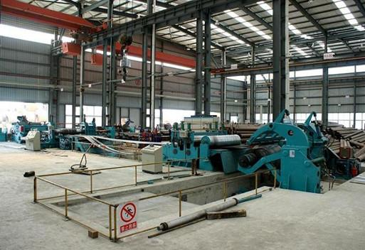 Heavy Duty Slitting Line
