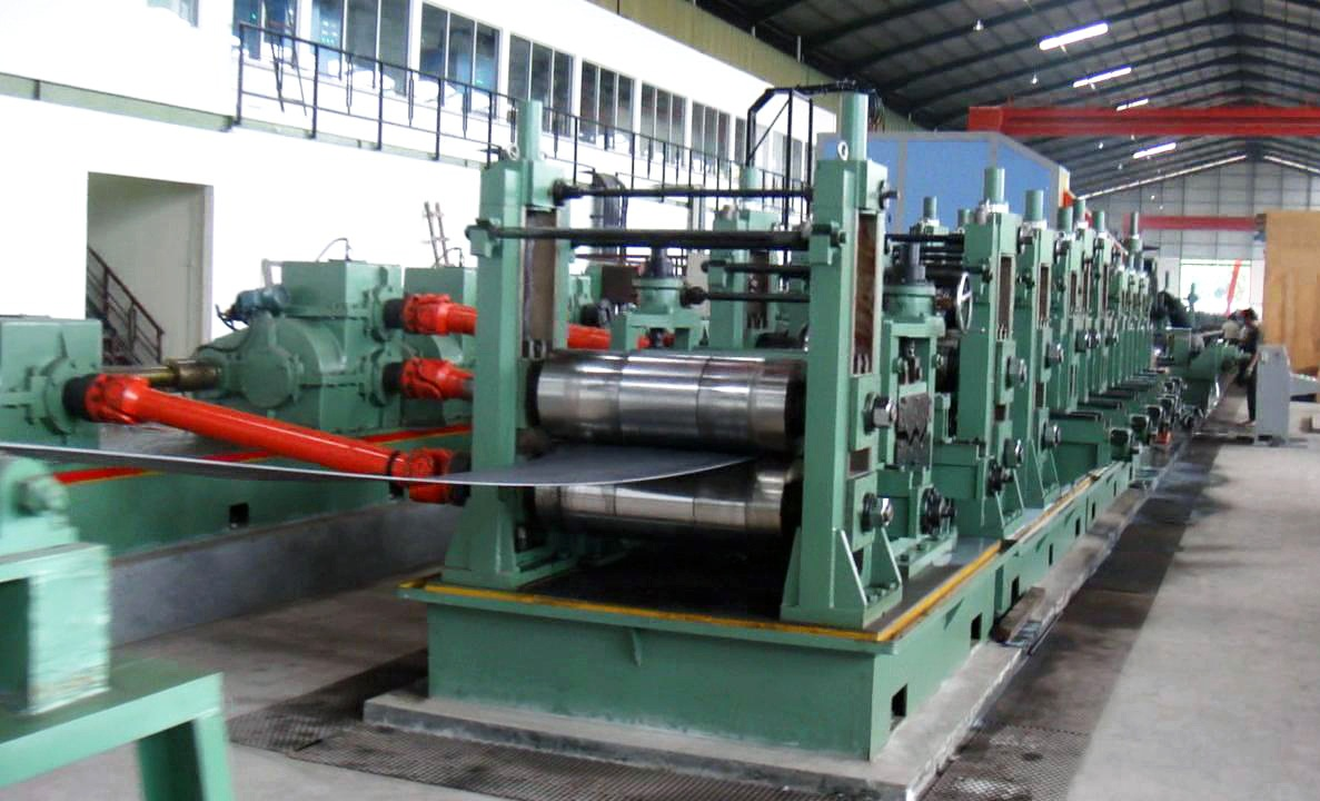 RT219 Pipe Forming Machine