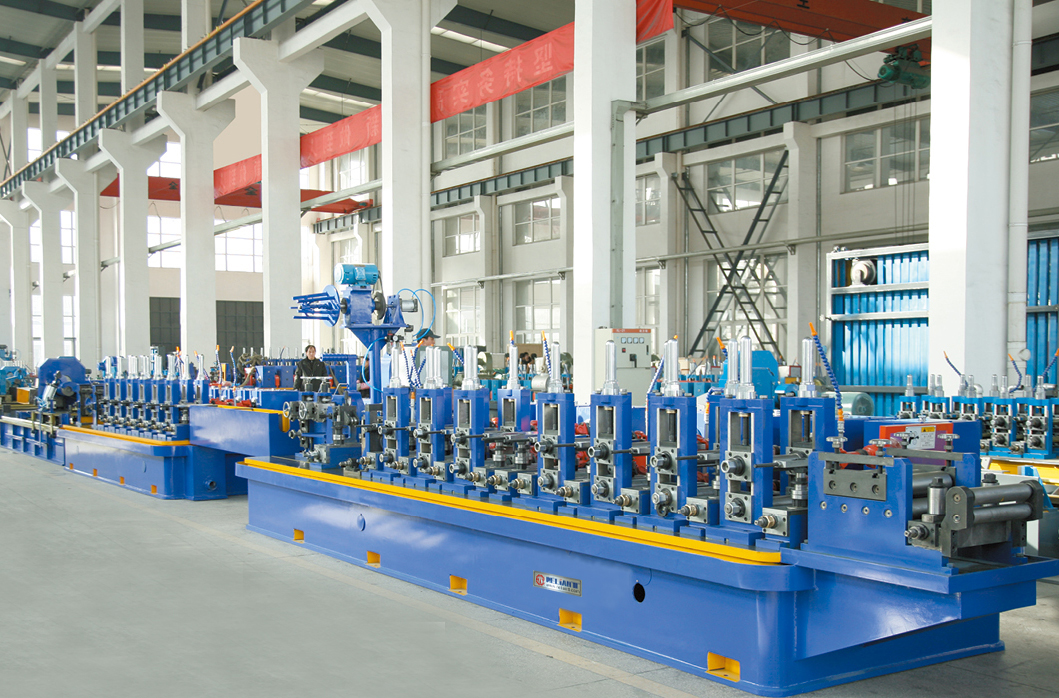 RT76  Steel Pipe Making Machine