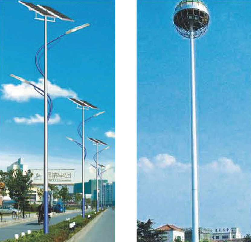 Light Pole Definition: Nantong Reliantt Machinery Co., Ltd